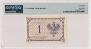 1 złoty 1919 - S.64 J