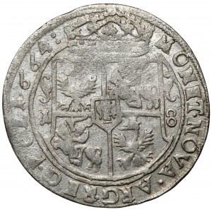 Jan II Kazimierz, Naśladownictwo Orta Bydgoszcz 1664 - b.rzadkie