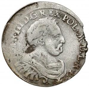 Jan III Sobieski, Ort Bydgoszcz 1677 SB