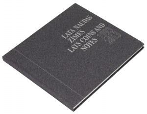 Lata naudas zīmes. Lats Coins and Notes. 1993–2013