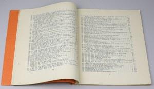 Katalog aukcji Leo Hamburger 1934 - ciekawe poloniki