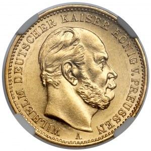 Preussen, 20 mark 1872-A, Berlin