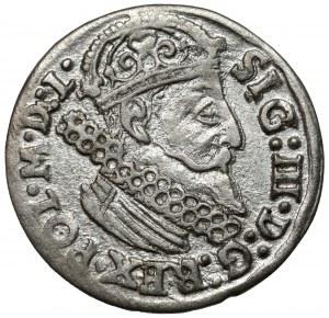 Zygmunt III Waza, Trojak Kraków 1624