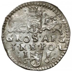 Zygmunt III Waza, Trojak Lublin 1600 - b.ładny
