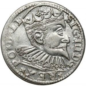 Zygmunt III Waza, Trojak Ryga 1598