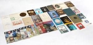 Zestaw literatury różnej - numizmatyka i historia (42szt)