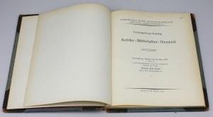 Katalog aukcyjny Robert Ball 1931 - w tym 10 dukatów 1616 Oleśnica