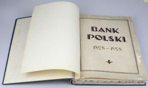 Bank Polski 1828-1928 - Oryginał na 100-lecie Banku Polskiego