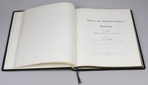 Bahrfeldt, Die Münzen und Medaillen Sammlung in der Marienburg II. Band, [reprint]