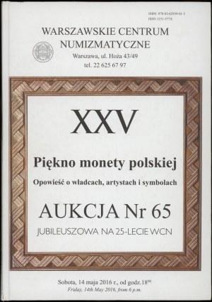 Piękno monety polskiej. Opowieść o władcach, artystach i symbolach, Garbaczewski