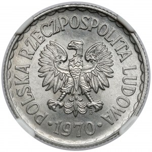 1 złoty 1970
