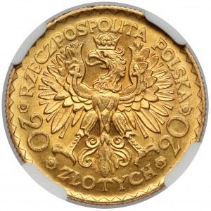 20 złotych 1925 Chrobry