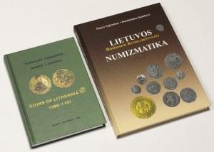 Katalog monet litewskich (2szt)