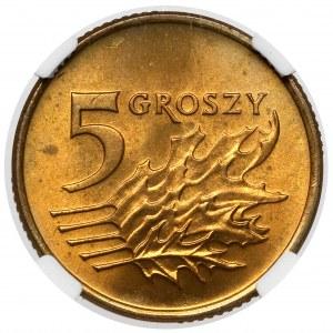 5 groszy 1992
