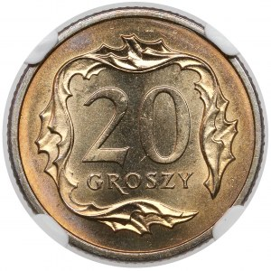 20 groszy 1992