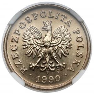 50 groszy 1990