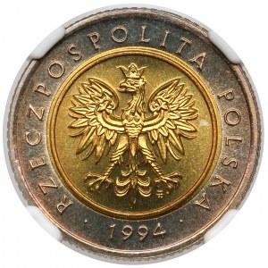 5 złotych 1994