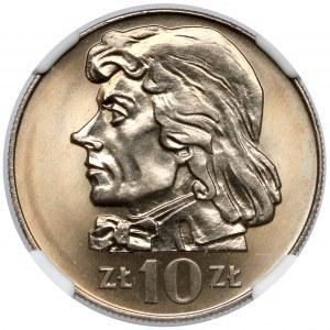 10 złotych 1970 Kościuszko