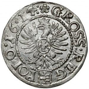 Zygmunt III Waza, Grosz Kraków 1614