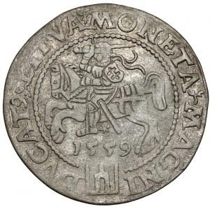 Zygmunt II August, Grosz na stopę litewską 1559