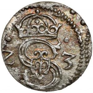 Zygmunt III Waza, Denar Łobżenica 1623