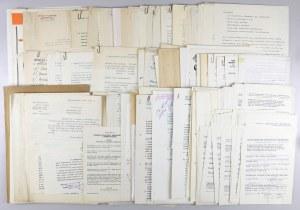 Stare dokumenty, sprawozdania i protokoły PTN