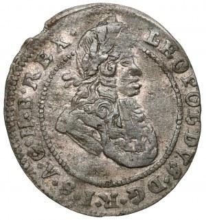 Śląsk, Leopold I, 1 krajcar 1699 FN, Opole