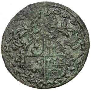 Podskarbiówka Wilno 1582 - Hlebowicz - Leliwa - rzadkość