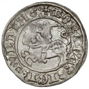 Zygmunt I Stary, Półgrosz Wilno 1516 - ładny