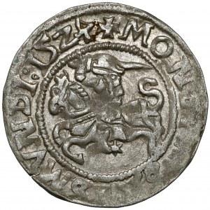 Zygmunt I Stary, Półgrosz Wilno 1524 - odwrócona 4