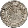 Zygmunt I Stary, Półgrosz Wilno 1522 - DVCI - RZADKI