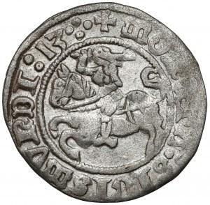 Zygmunt I Stary, Półgrosz Wilno 1513 - 13•:•