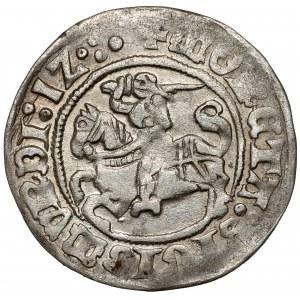 Zygmunt I Stary, Półgrosz Wilno 1512 - 1Z•:• - RZADKI
