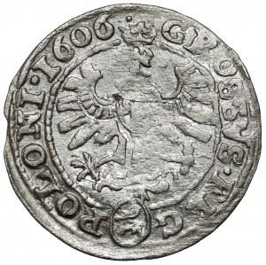 Zygmunt III Waza, Grosz Kraków 1606 - późny