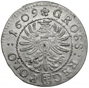 Zygmunt III Waza, Grosz Kraków 1609