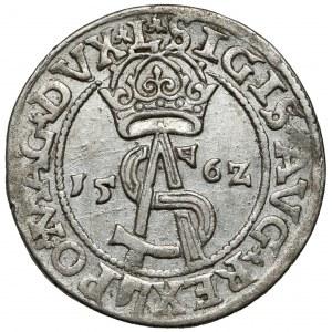 Zygmunt II August, Trojak Wilno 1562 - L/LI