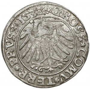 Zygmunt I Stary, Grosz Toruń 1532 - PRVSSI