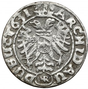 Śląsk, Ferdynand II, 3 krajcary 1631 HR Wrocław