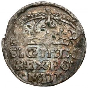 Zygmunt III Waza, Grosz Bydgoszcz 1624 - Sas bez gwiazdek
