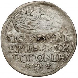 Zygmunt I Stary, Grosz Kraków 1527 - szeroka korona