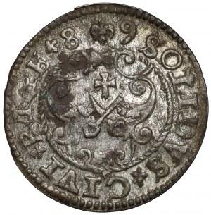 Zygmunt III Waza, Szeląg Ryga 1589