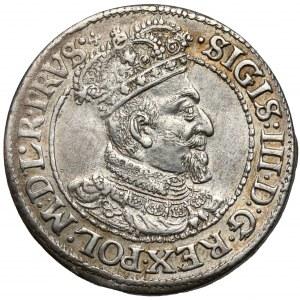Zygmunt III Waza, Ort Gdańsk 1619 SA SB
