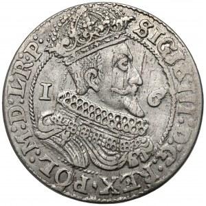 Zygmunt III Waza, Ort Gdańsk 1625 - P: