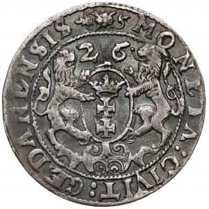 Zygmunt III Waza, Ort Gdańsk 1626 - P