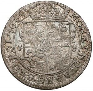Jan II Kazimierz, Ort Bydgoszcz 1668 TLB - ex. Kałkowski