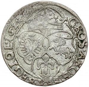 Zygmunt III Waza, Szóstak Kraków 1624