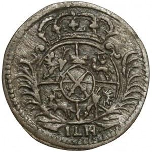 August II Mocny, Halerz 1700 ILH, Drezno