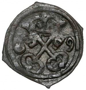 Zygmunt III Waza, Denar Poznań 1609