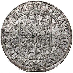 Prusy, Jerzy Wilhelm, Ort Królewiec 1624 - BRAND