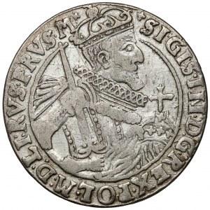 Zygmunt III Waza, Ort Bydgoszcz 1623 - PRVS M - typ III